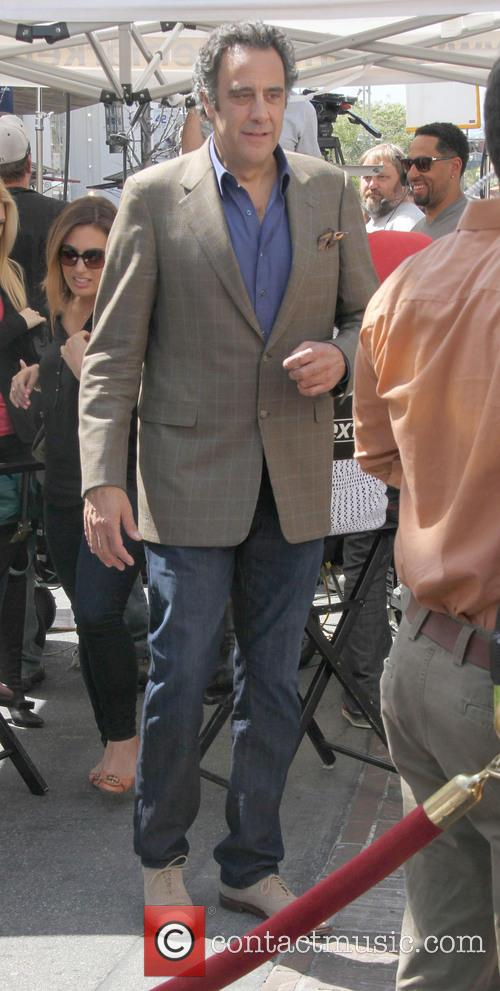 "Celebrities at The Grove for television show ""Extra"""
