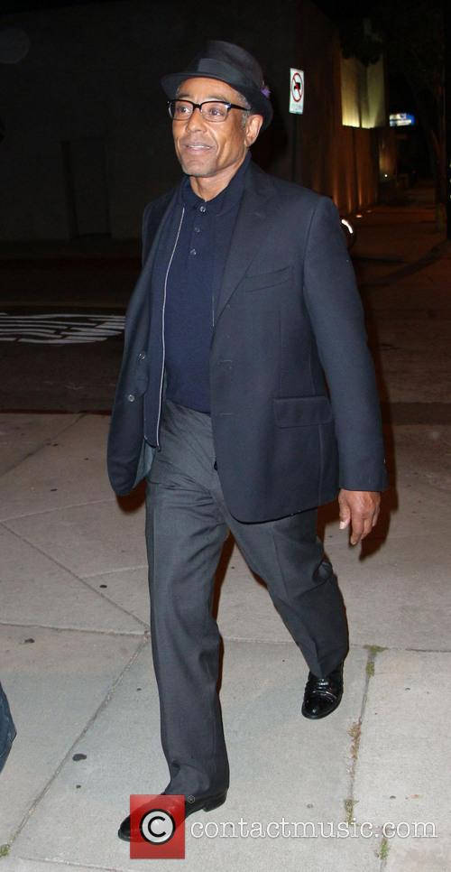 Celebrities out for dinner in West Hollywood