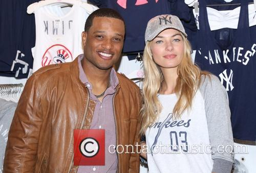 Jessica Hart and Robinson Cano 11