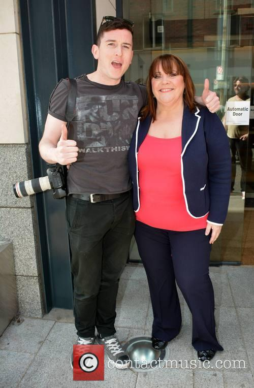 Mary Byrne and Evan Doherty 3