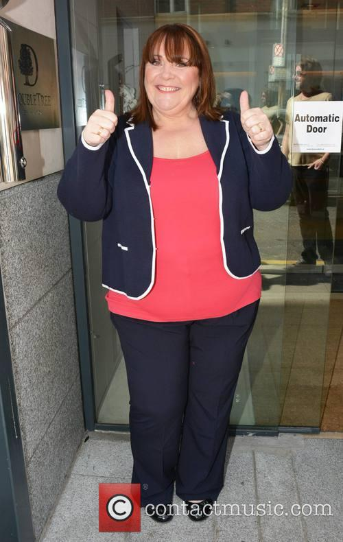 mary byrne former x factor contestant mary 3584495