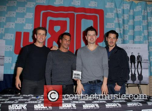 New Kids On The Block, Album Event