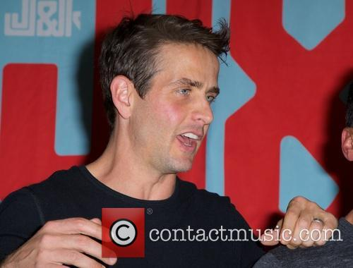 Joey Mcintyre, New Kids On The Block and Nkotb 4