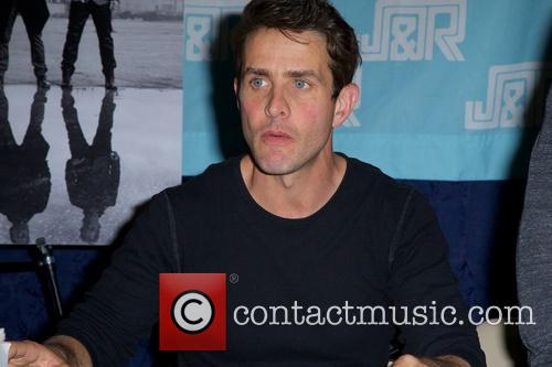 Joey Mcintyre, New Kids On The Block and Nkotb 5