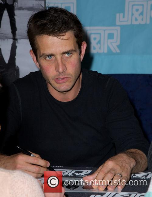 Joey Mcintyre, New Kids On The Block and Nkotb 7