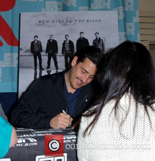 Jonathan Knight, New Kids on the Block and NKOTB 3