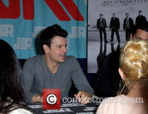 Jordan Knight, New Kids On The Block and Nkotb 4