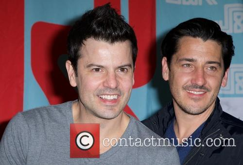 Jordan Knight, New Kids On The Block and Nkotb 6