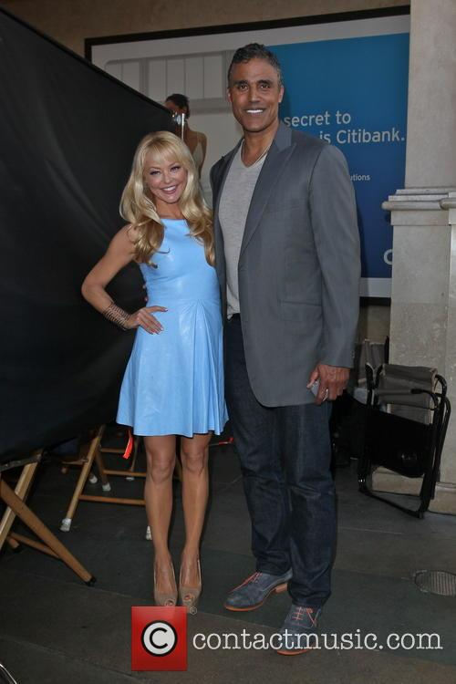 Rick Fox and Charlotte Ross 3