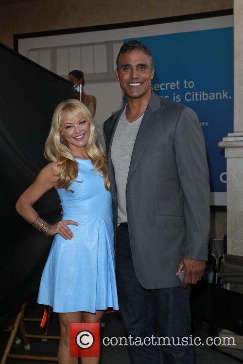 Rick Fox and Charlotte Ross 4