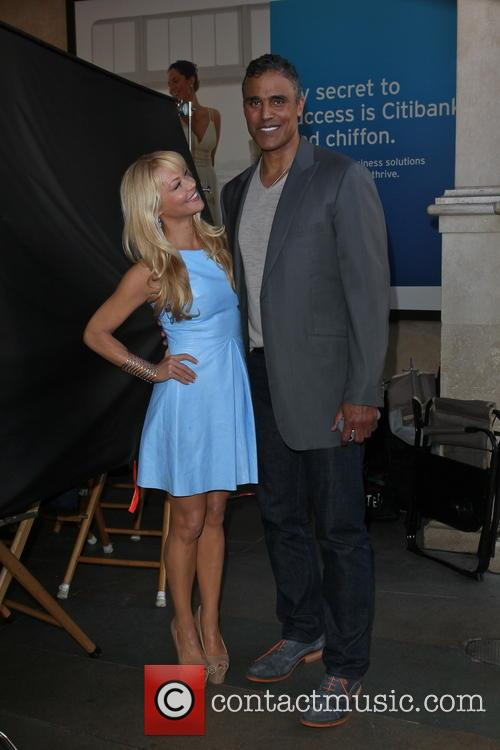 Rick Fox and Charlotte Ross 5