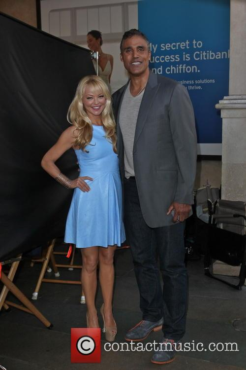 Rick Fox and Charlotte Ross 6