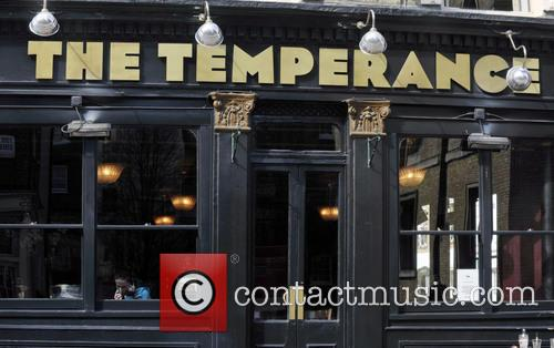 Sophie Anderton at The Temperance pub