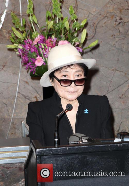 yoko ono global autism ambassador yoko ono 3584545