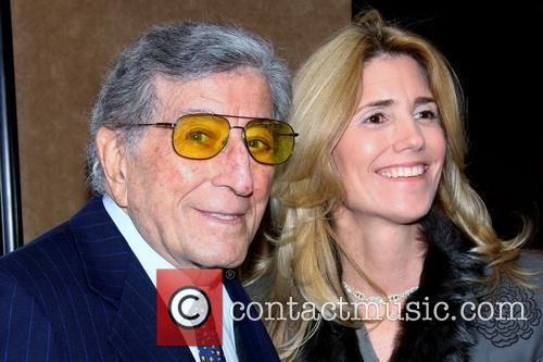 Tony Bennett and Wife Susan Benedetto 2