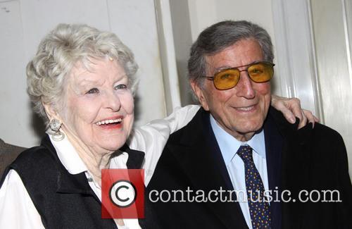 Elaine Stritch, Tony Bennett