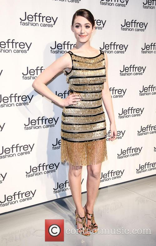 Jeffrey Fashion Cares 10th Anniversary Celebration