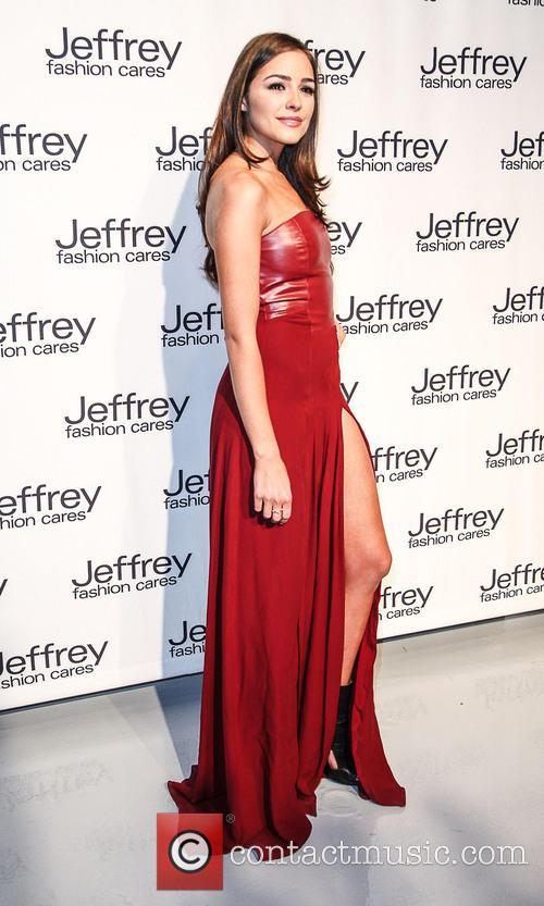 Celebration and Jeffrey Fashion Cares 4