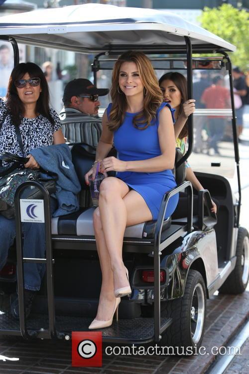 Victoria Justice and Maria Menounos 9