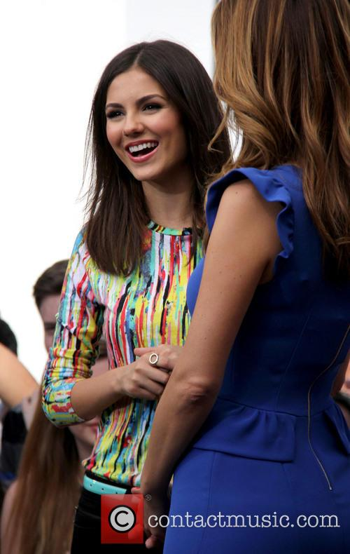 victoria justice victoria justice seen at the 3595511