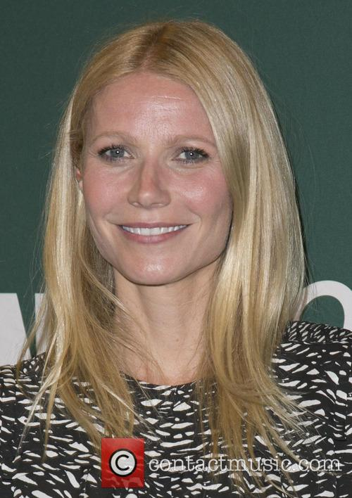 Gwyneth Paltrow book launch