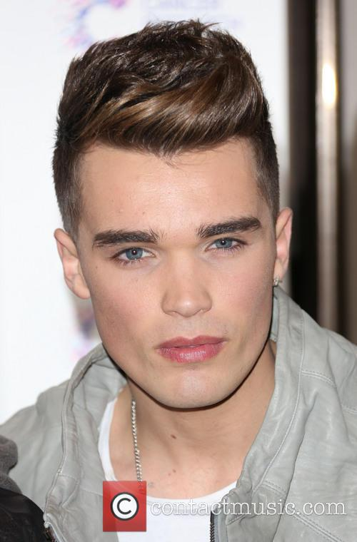 Josh Cuthbert Of Union J 2