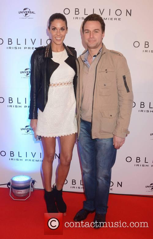 Glenda Gilson and Rob Mcnaughton