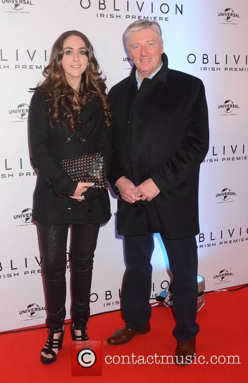 Pat Kenny & Daughter Kristina Kenny 1