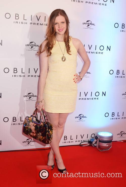 susan loughnane the irish premiere of oblivion 3586063