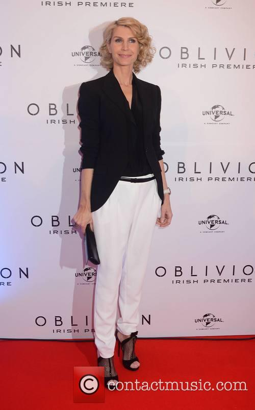 The Irish Premiere of 'Oblivion' at The Savoy Cinema- Inside Arrivals