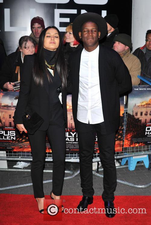 labrinth olympus has fallen uk film premiere 3586210