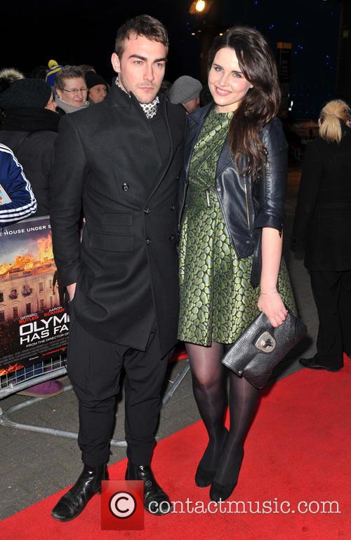 guests olympus has fallen uk film premiere 3586388