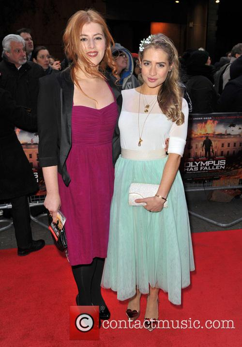Lydia Rose Belwey and Sophie Colquhoun 1