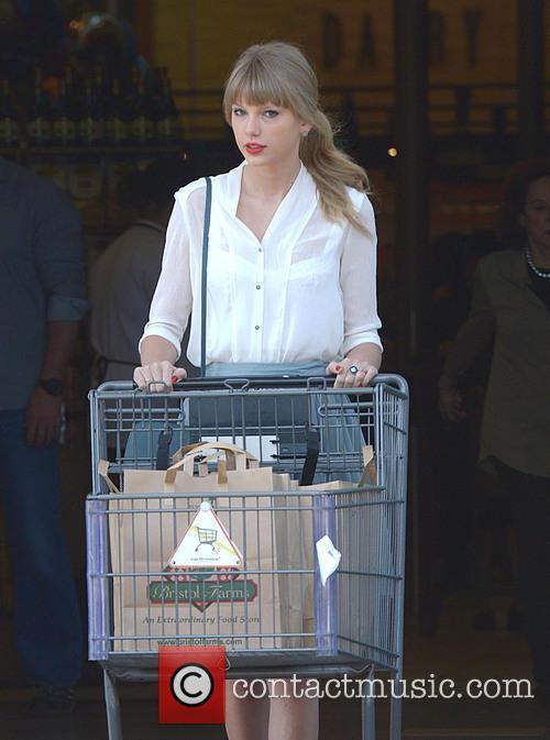 Taylor Swift, Bristol Farms