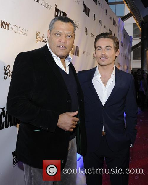 Laurence Fishburne and Kevin Zegers 5