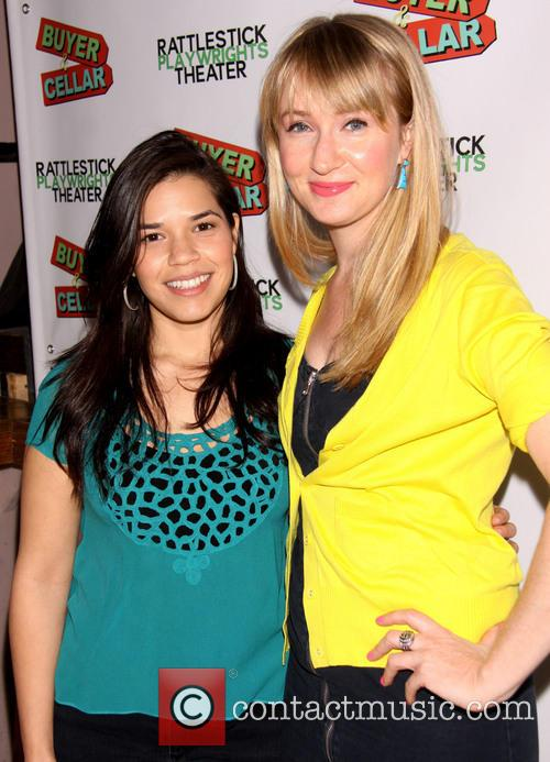 America Ferrera and Halley Feiffer 3