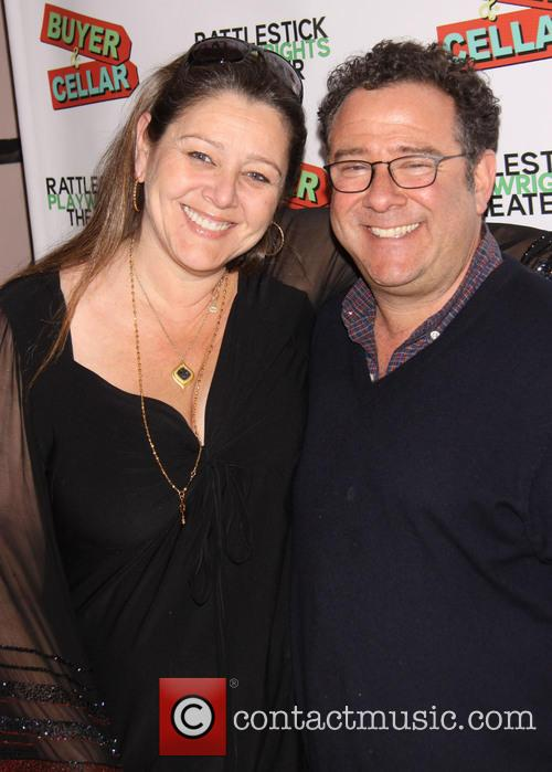 Camryn Manheim and Michael Greif 3