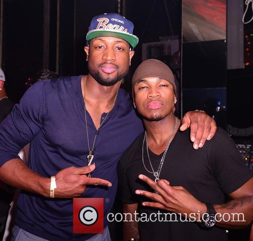 Ne-yo and Dwyane Wade 7