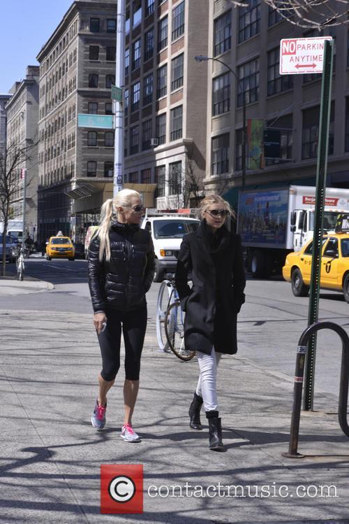 Real Housewives, Yolanda Foster and Gigi Hadid 3