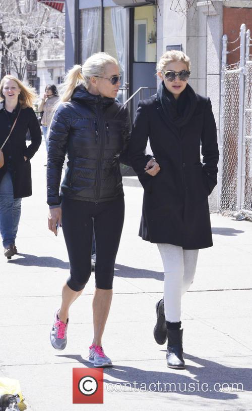 Real Housewives, Yolanda Foster and Gigi Hadid 5