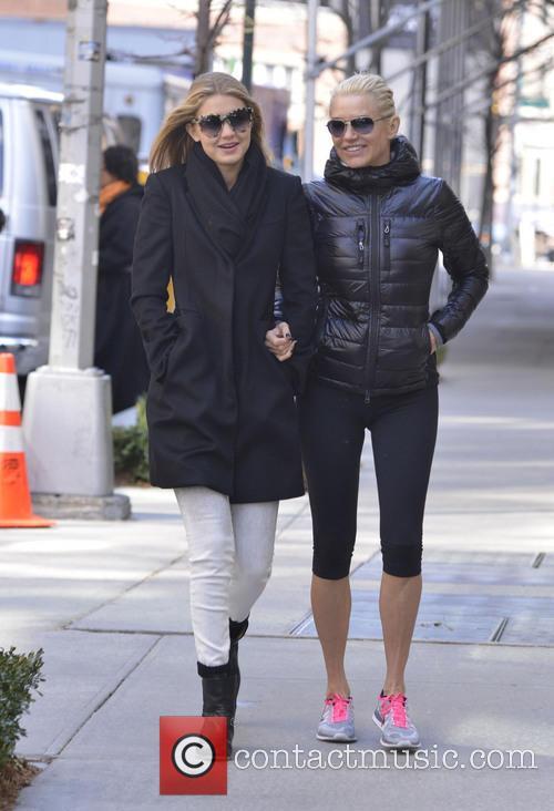 Real Housewives, Yolanda Foster and Gigi Hadid 1