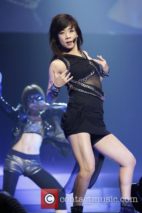 Sandy Lam Live MMXIII concert at Casino Rama