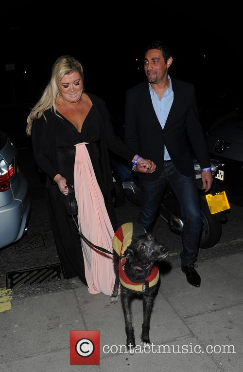 Gemma Collins and Rami 3