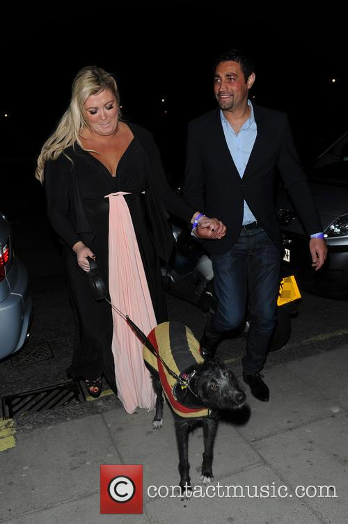 Gemma Collins and Rami 4