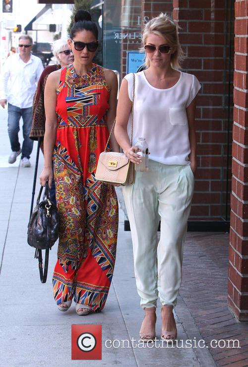 olivia munn juliana hough celebrities out in los 3596010