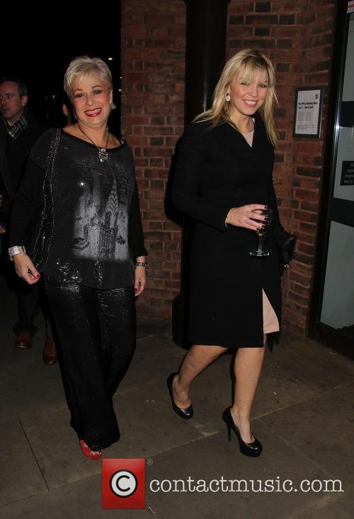 Denise Welch and Kate Thornton 6