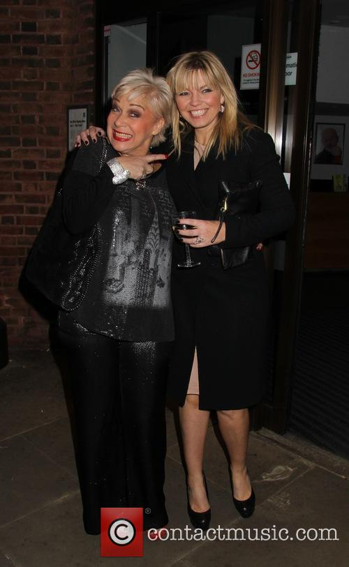 Denise Welch and Kate Thornton 1