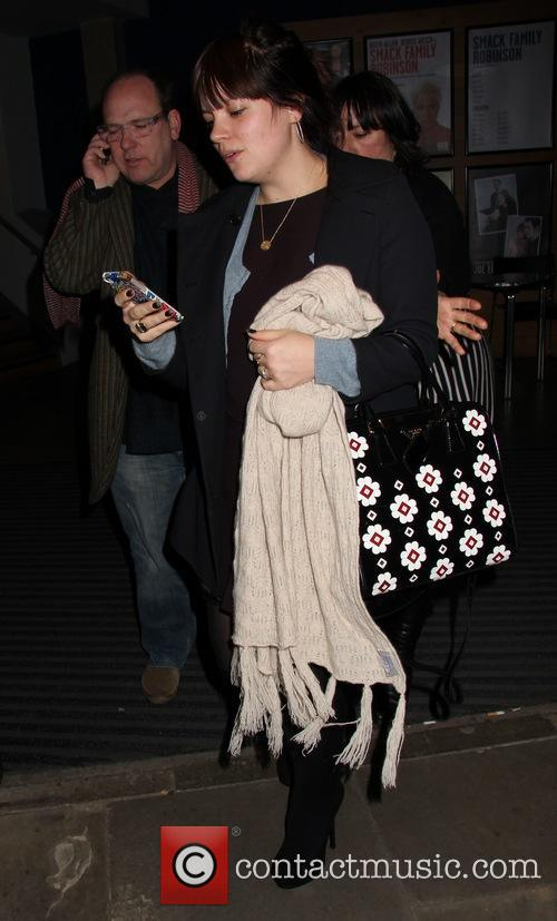 lily allen smack family robinson press night 3590375