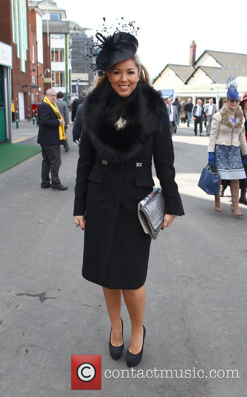 claire sweeney john smith grand national weekend 3587239