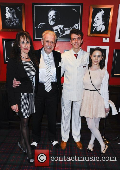 Nikki Lavis, Gilson Lavis and Faye 1